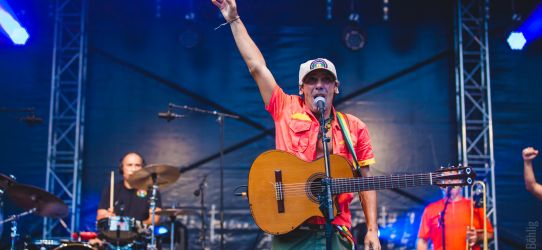 Manu Chao + Rude & The Lickshots
